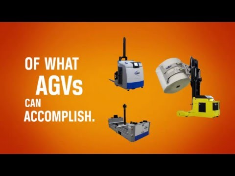 AGV's for Profitability